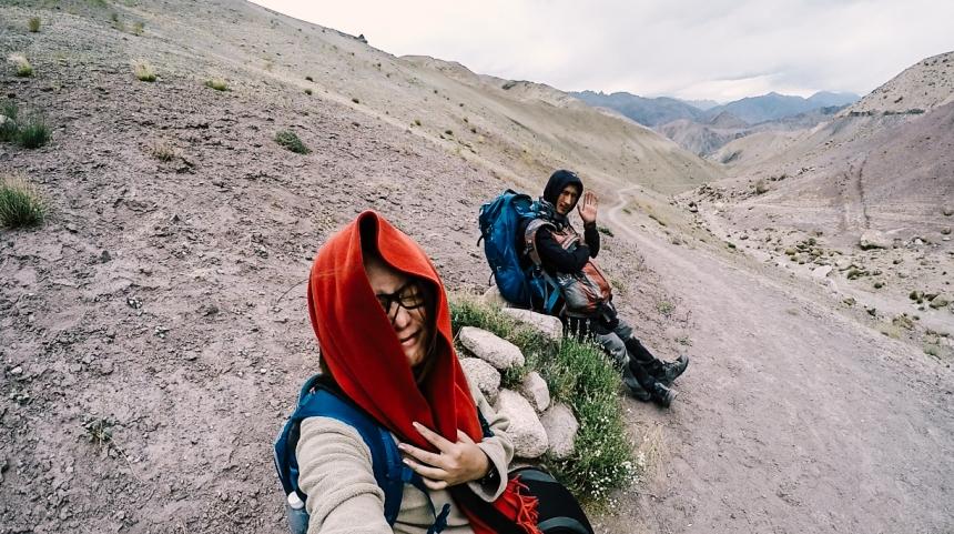 AMS โรคแพ้ความสูง เดินเขา altitude sickness ผจญภัย เที่ยวคนเดียว อินเดีย เดินทาง เที่ยวอินเดีย เทรคกิ้ง ลาดักห์