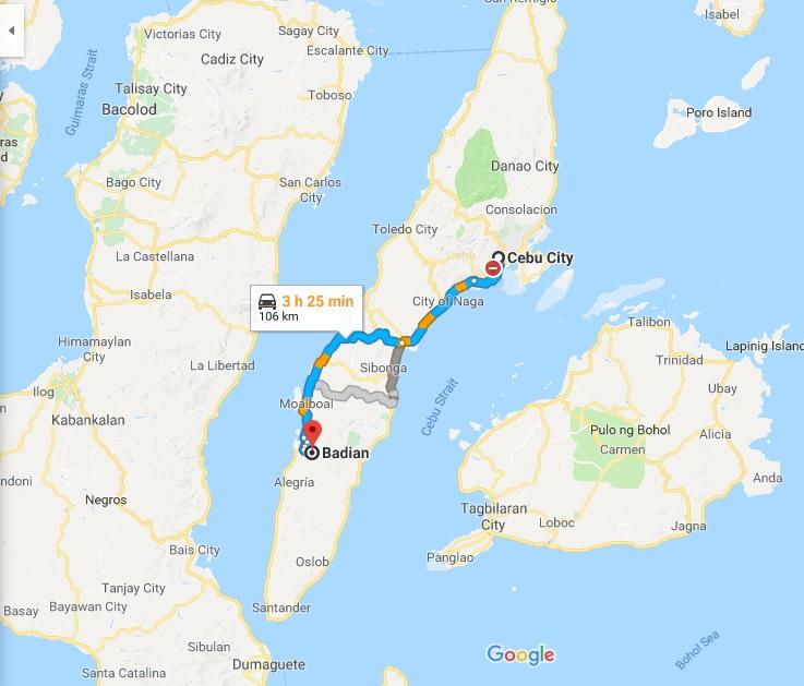 cebu, canyoneering, badian, moalboal, ฟิลิปปินส์, phillipines, ผจญภัย, กิจกรรม