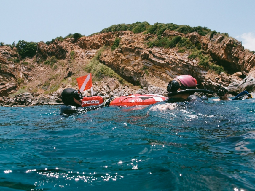 freediving, freediver, เรียนดำน้ำ, sea, ฟรีไดร์ฟ, เที่ยว, seamastermind, wandermore, ดำน้ำ, แสมสาร