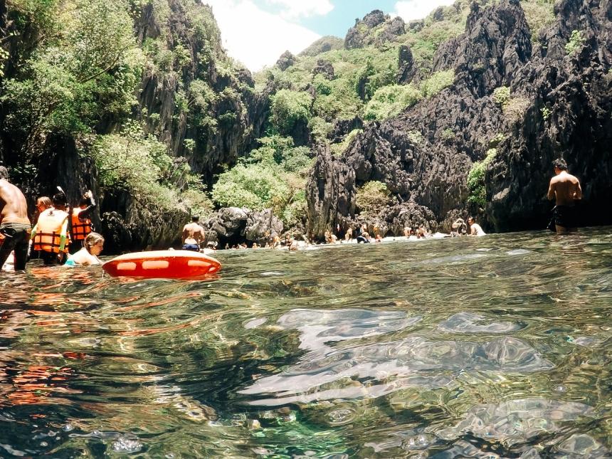 ฟิลิปปินส์, el nido, palawan, เที่ยว
