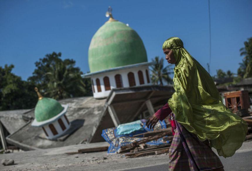 earthquake lombok