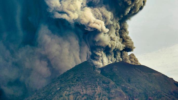 volcano, eruption, ทริปล่ม, เดินทาง, เที่ยว, เที่ยวคนเดียว