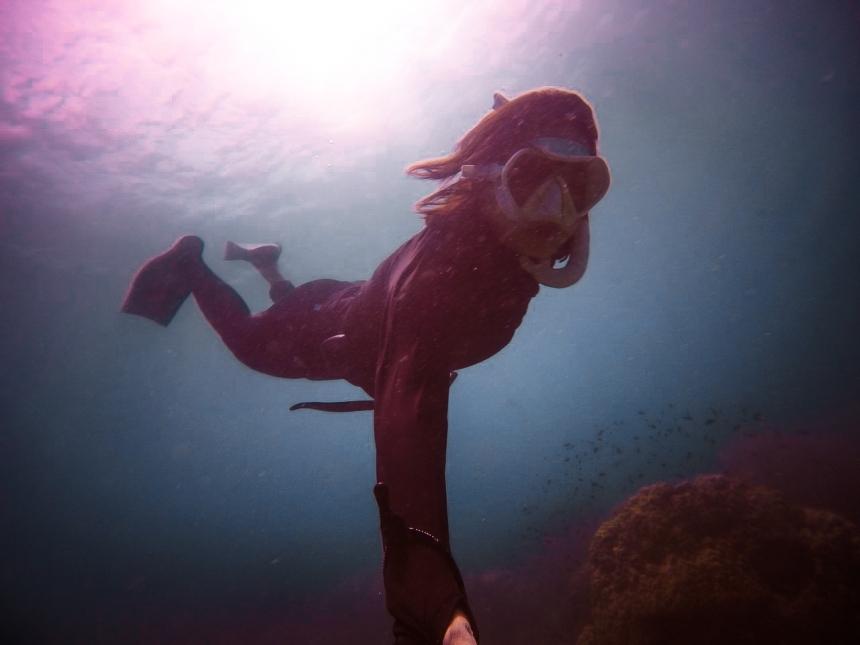 freedive, freediving