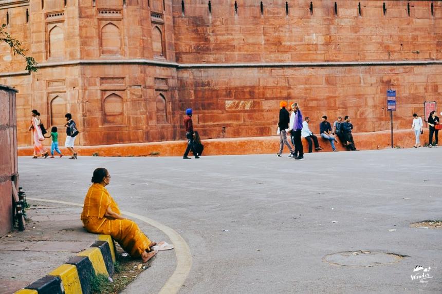 เที่ยวคนเดียว, บล็อกเกอร์ท่องเที่ยว, บล็อกเกอร์สาว, ท่องเที่ยว, ผจญภัย, ลุยเดี่ยว, บล็อกเกอร์สายเที่ยว, ไปอินเดีย