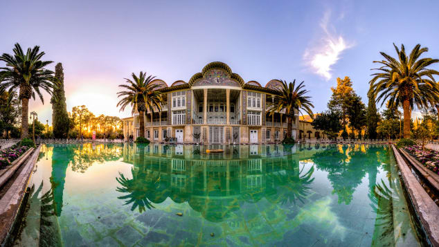 iran_The Shiraz gardens_cnn